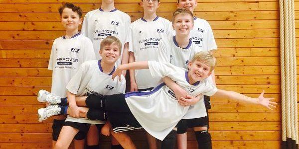 FBG-Mädchen und Jungen sind Bezirksmeister der WK 4