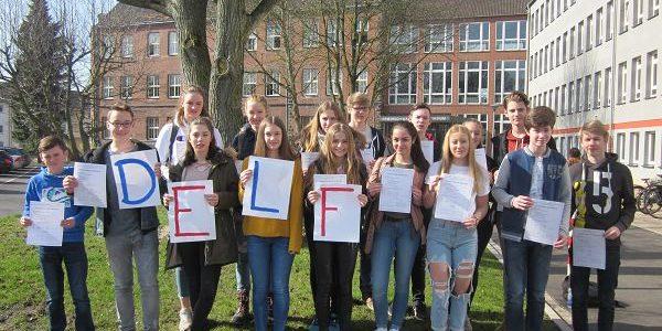 FBG-Schüler erfolgreich beim Sprachdiplom DELF