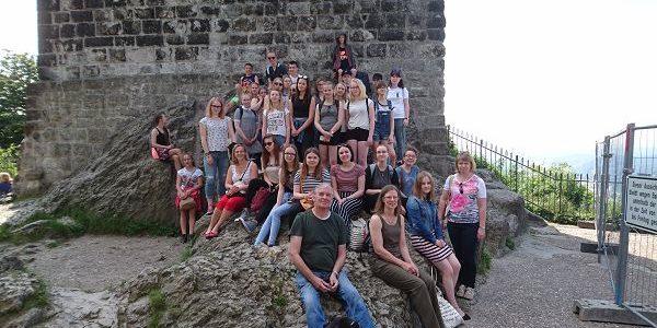 Schüler aus Finnland und Estland zu Gast am FBG