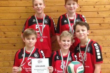 FBG-Jünglinge verpassen den Einzug ins Landesfinale knapp