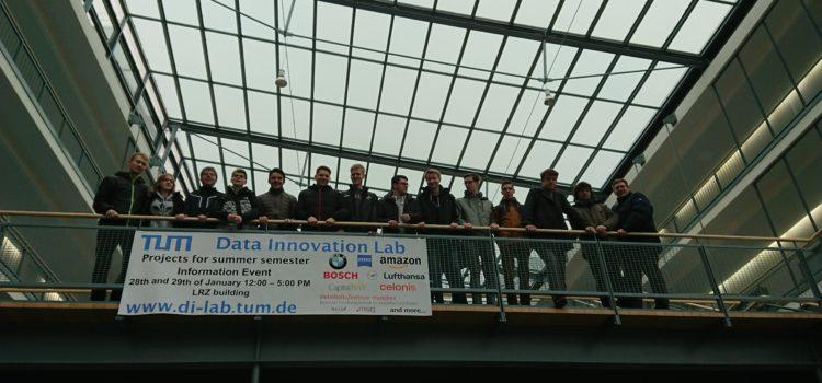 Lernen vor Ort: Physik-LK unterwegs in München
